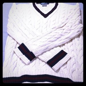 Iconic Cricket Sweater